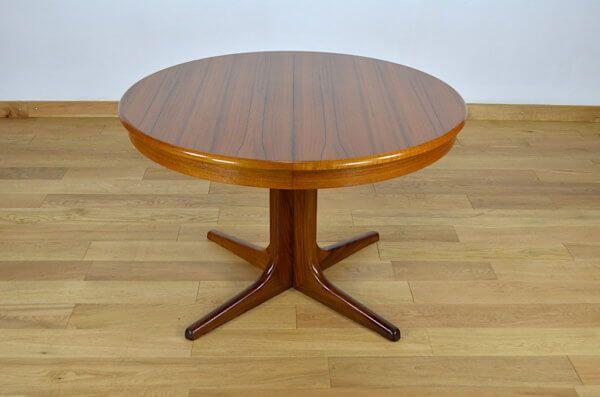 Table Design Scandinave 1960 En Teck Table Teck Table Design Table