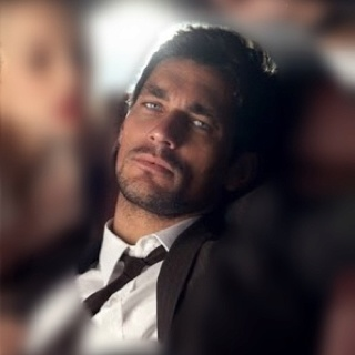 Okay so David Gandy is out of this world sexy. Everytime I read about Gideon Cross and Anthony Rawlins I think of him now.