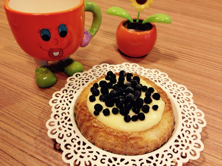 Vanila mini tart