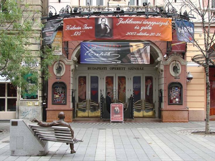 Operett Színház Budapest
