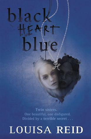Black Heart Blue by Louisa Reid