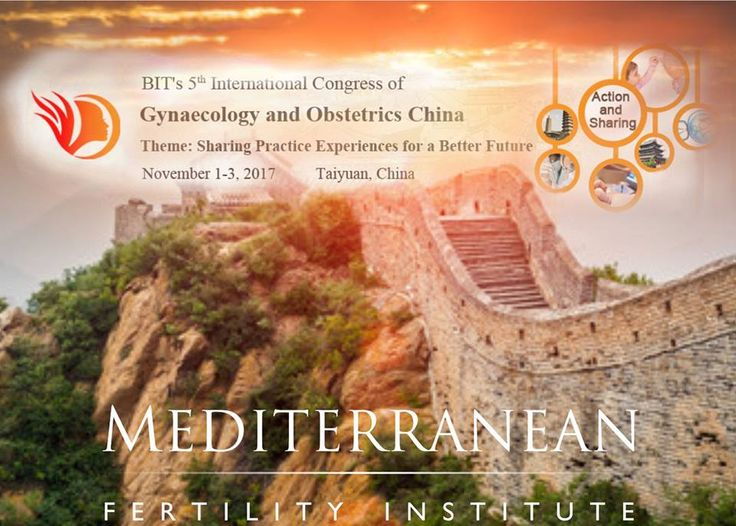 Our research on the effects of #varicocoele as a male factor in a #surrogacy program will be presented by Dr. Giakoumakis in the annual conference of obstetric and gynecology in #China.