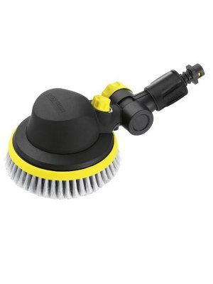 Rotary wash brush - 2.640-907.0 - http://www.hall-fast.com/industrial-commercial-equipment/janitorial-equipment/professional-cleaning-solutions/karcher-accessories/karcher-rotary-wash-brush/