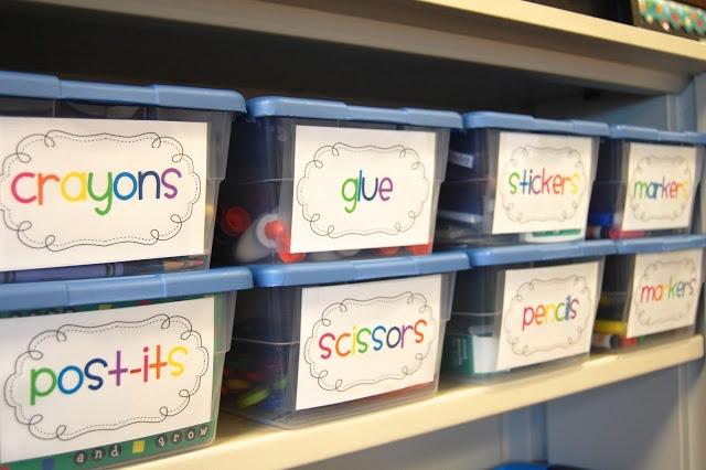 live laugh & learn in second grade: Classroom Organization
