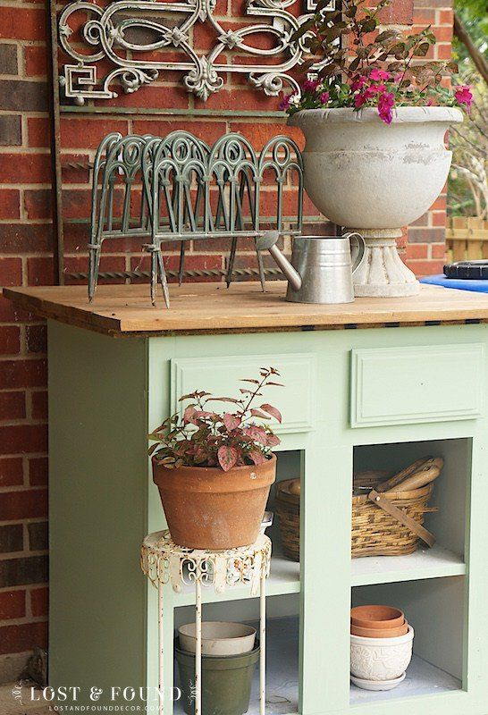 1629 best Green Painted Furniture images on Pinterest