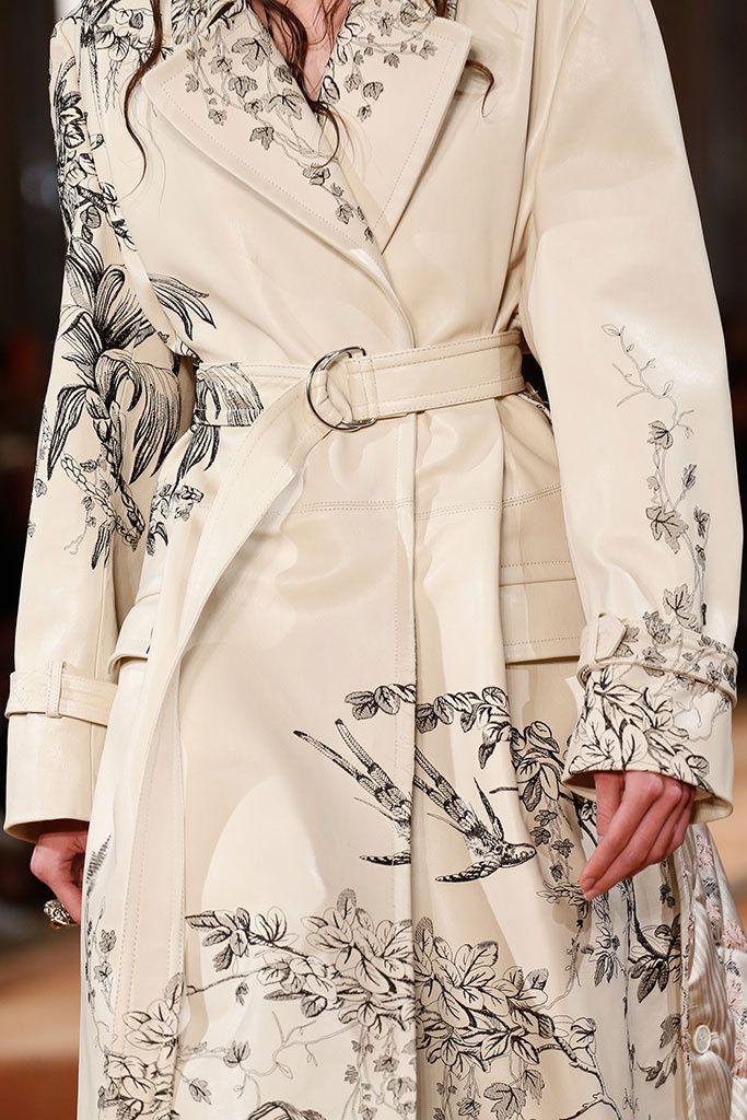 Alexander McQueen Primavera Verano 2018 - PARIS