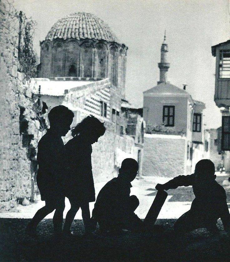 ΡΟΔΟΣ 1912-1945 ΠΑΛΛΙΑ ΠΟΛΗ