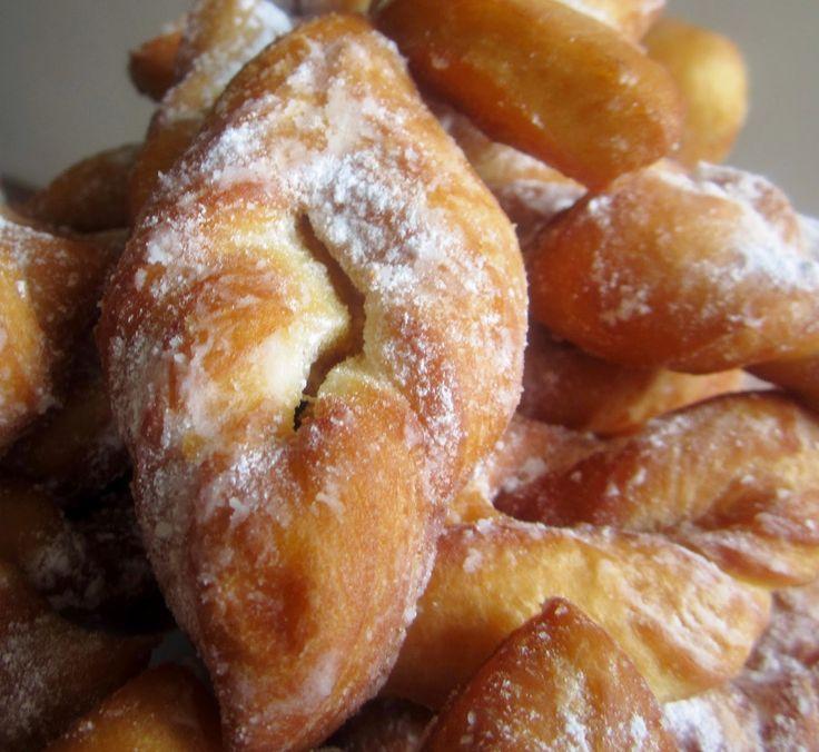 La cuisine de Nad...: Bugnes Lyonnaises Moelleuses