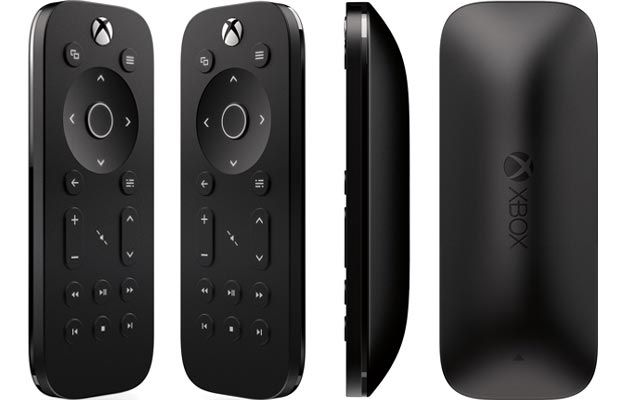 Xbox One Media Remote Black