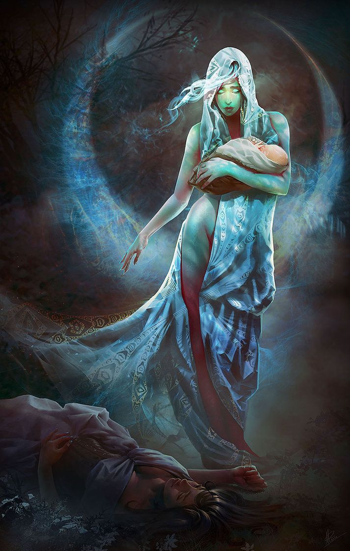 Hijo de la Luna by I-GUYJIN-I on DeviantArt