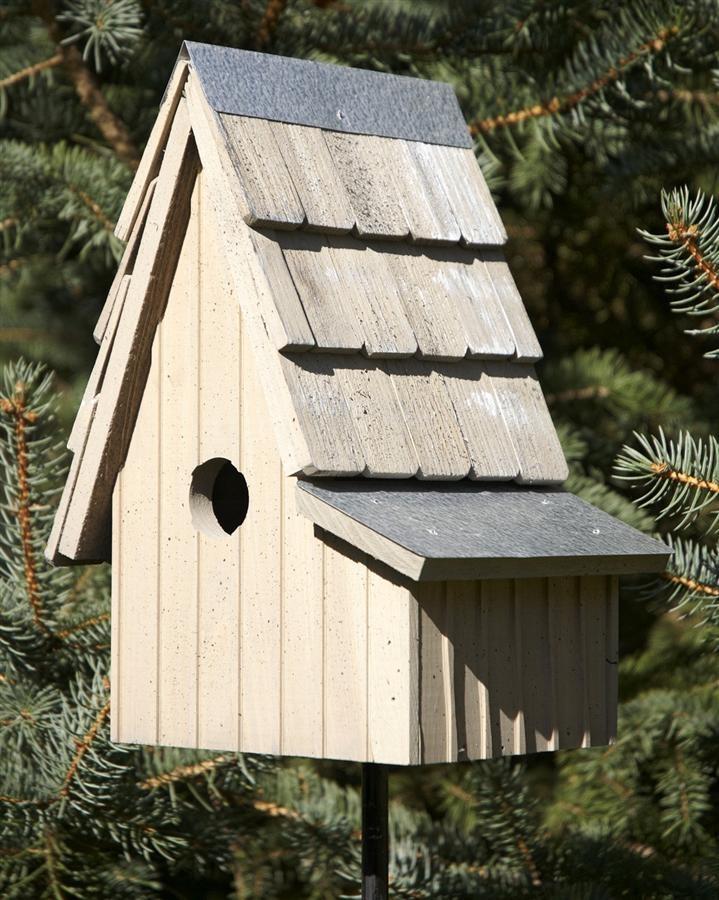 Bird Houses - Garden All Aglow