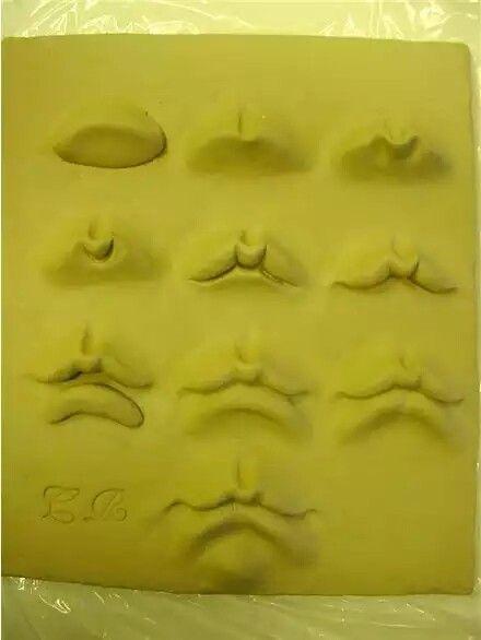 Modelado boca
