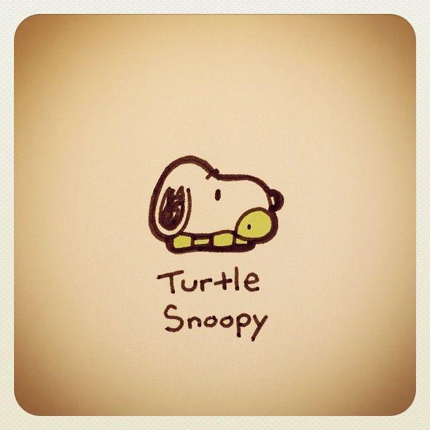 #turtleadayjuly - Instagram photos and videos | WEBSTAGRAM - Turtle Snoopy