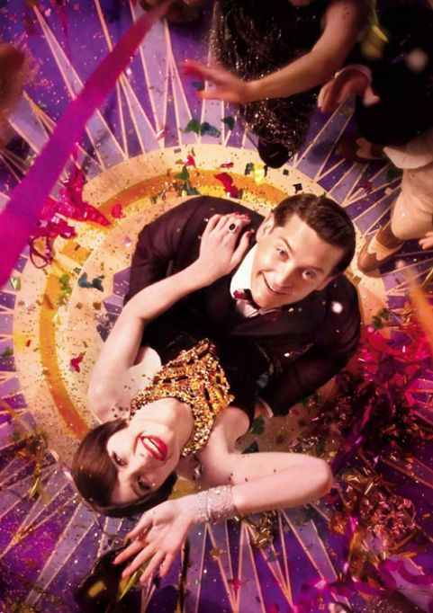 The Great Gatsby movie - Jordan and Nick #colorful #fun #jazz