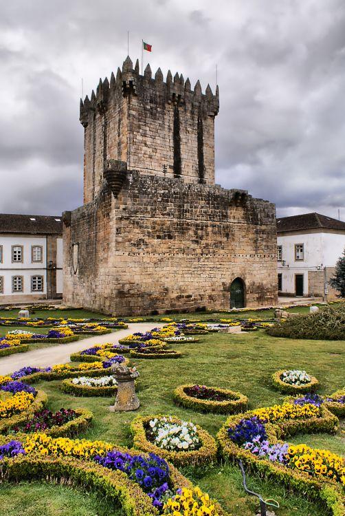 Castelo de Chaves, Portugal