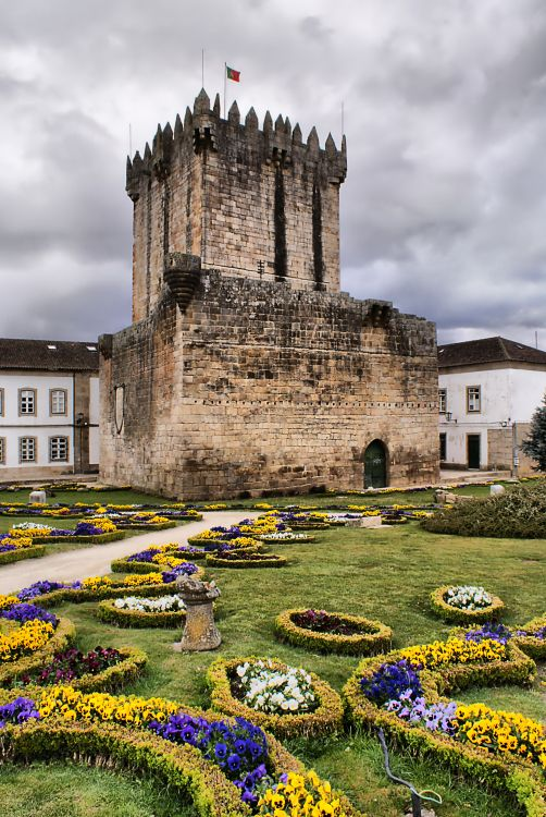 Castelo de Chaves, Portugal                                                                                                                                                                                 Mais