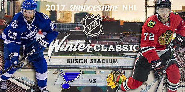 NHL 2017 Winter Classic Live Stream: Watch Chicago Blackhawks Vs. St. Louis Blues Online