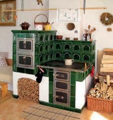 Kuchyňské sporáky | Chatař & Chalupář