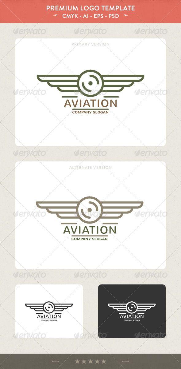 GraphicRiver Aviation 4835080