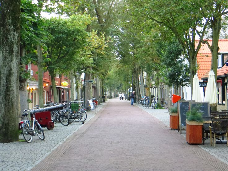 Dorpsstraat, Vlieland