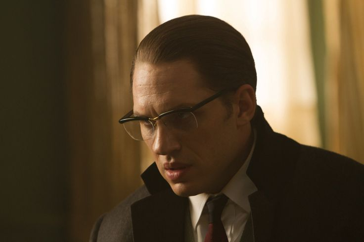 tom as ron kray in 'legend'