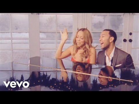 Mariah Carey, John Legend - When Christmas Comes - YouTube