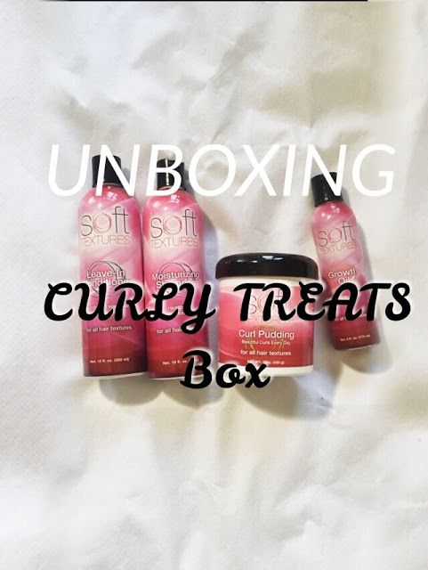 UNBOXING CURLY TREATS BOX