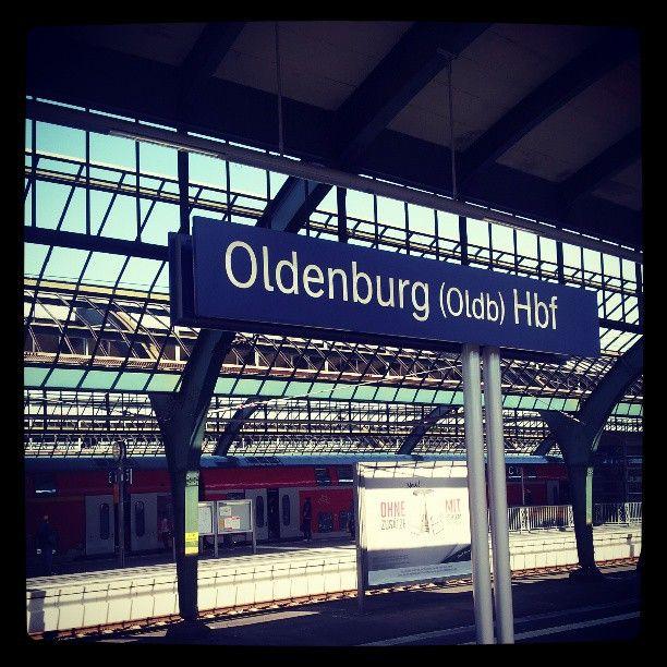 Oldenburg Hauptbahnhof em Oldenburg, Niedersachsen