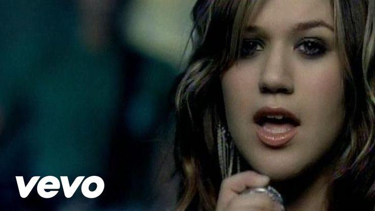 Kelly Clarkson - Breakaway -- Michelle's graduation song.