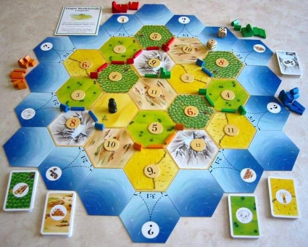 Grognards: I coloni di Catan', un gioco (quasi) democraticoL'...
