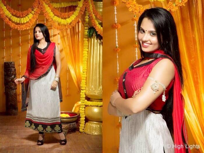 Photoshoot for Aarushi
