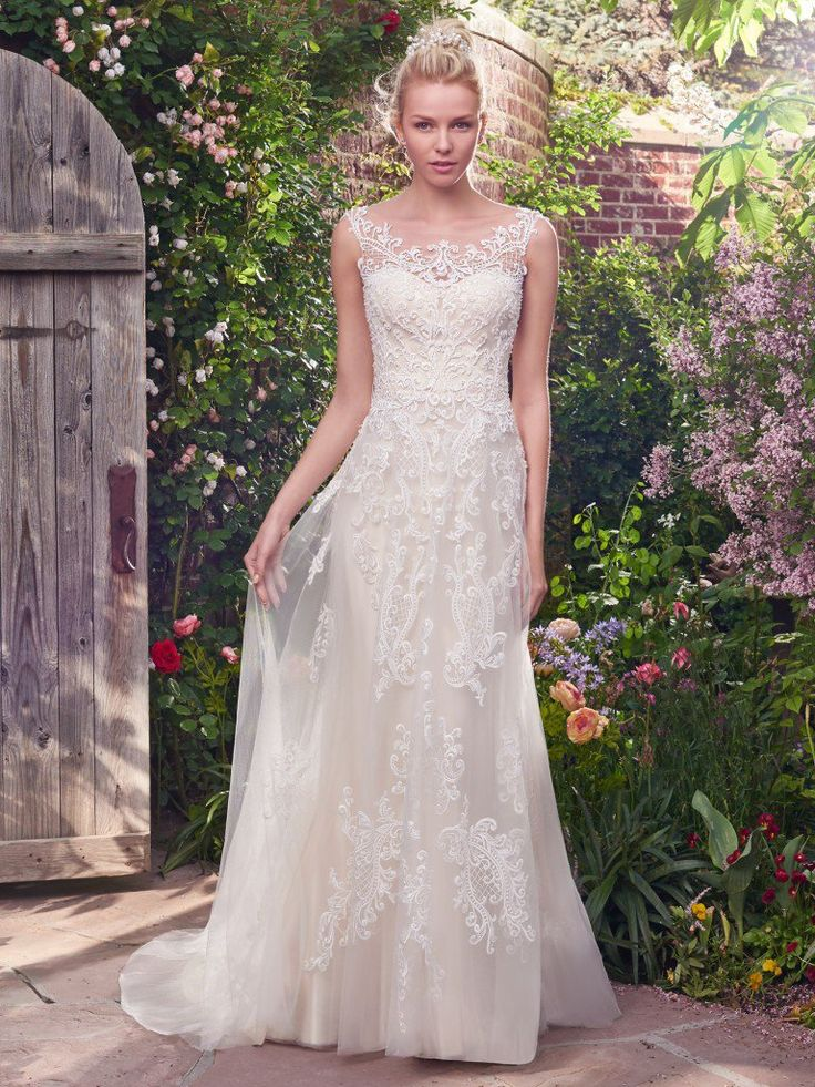 25 best Rebecca Ingram by Maggie Sottero images on Pinterest ...