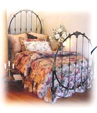 IRON BEDS, The American Iron Bed Co, Authentic Antique Iron Beds