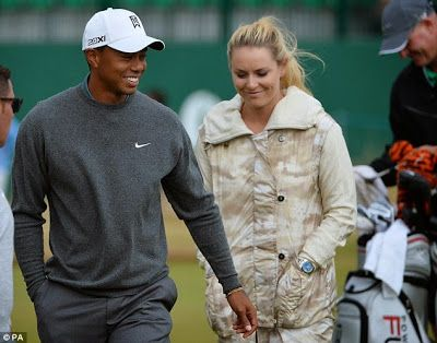 Tiger Woods Up To Old Tricks, Rumored To Have Cheated On Lindsey Vonn ~ HitNewsNow