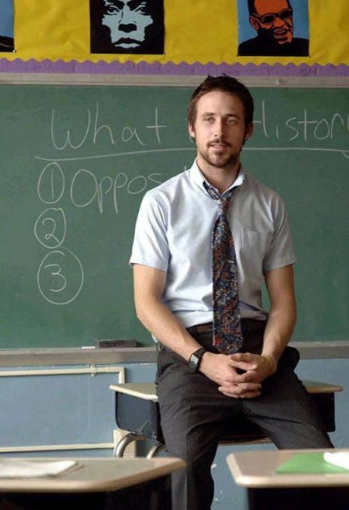 My Favorite Ryan Gosling Movie : Half Nelson
