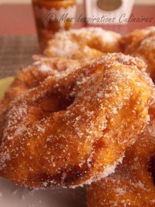 beignets aux pommes                                                                                                                                                                                 Plus