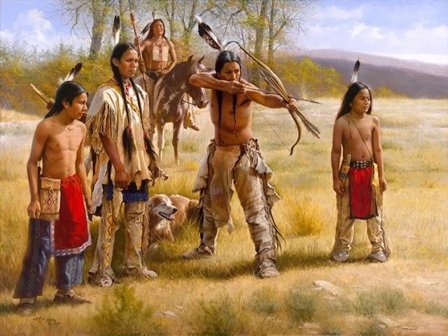 Hunting was very important in Native Americans life. Because of ...