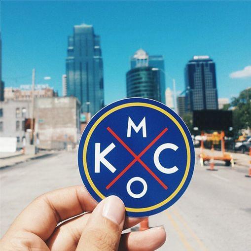 Bunkermade kcmo sticker