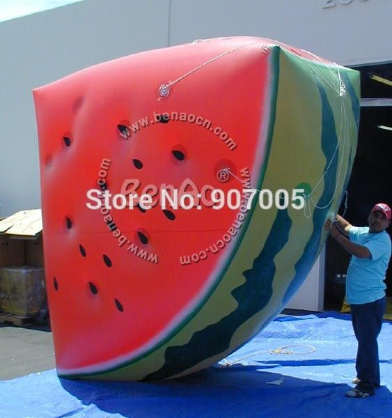 328.00$  Watch here - http://ali41d.worldwells.pw/go.php?t=32696585671 - AO023  Inflatable  watermelon Balloon/inflatable fruit inflatable watermelon model balloon/inflatable watermelon flying balloon 328.00$