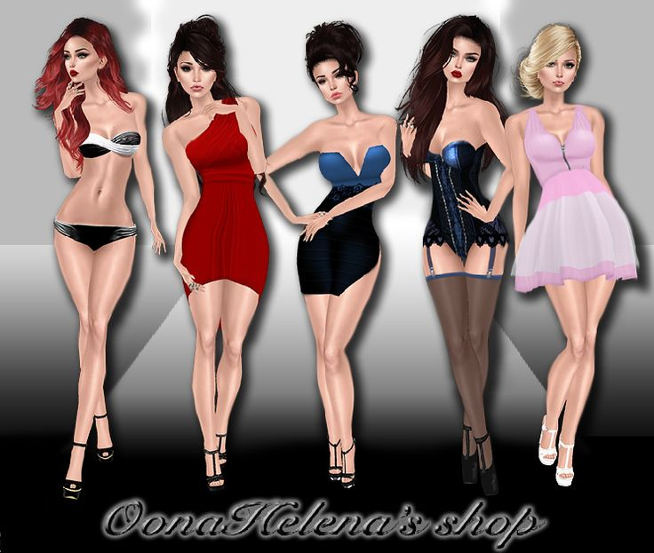 Shop OonaHelena on IMVU