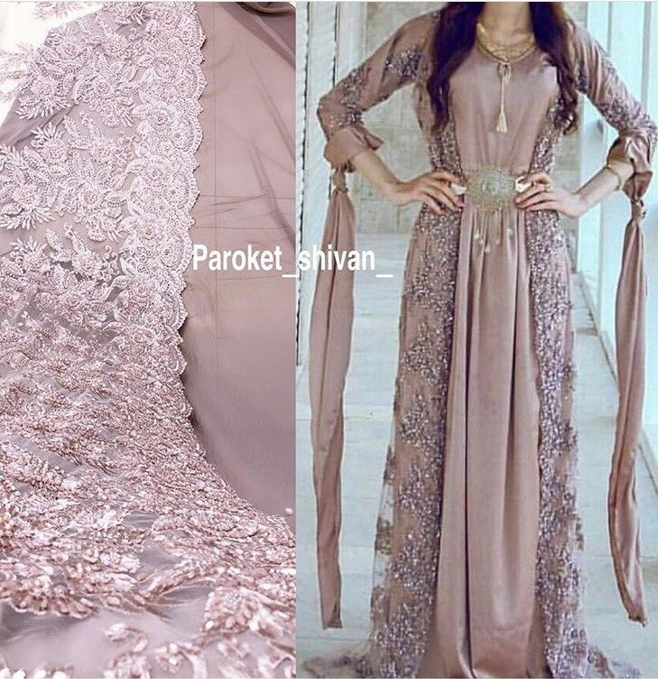 کەشازە Kurdish dress Dresses, Indian party wear gowns