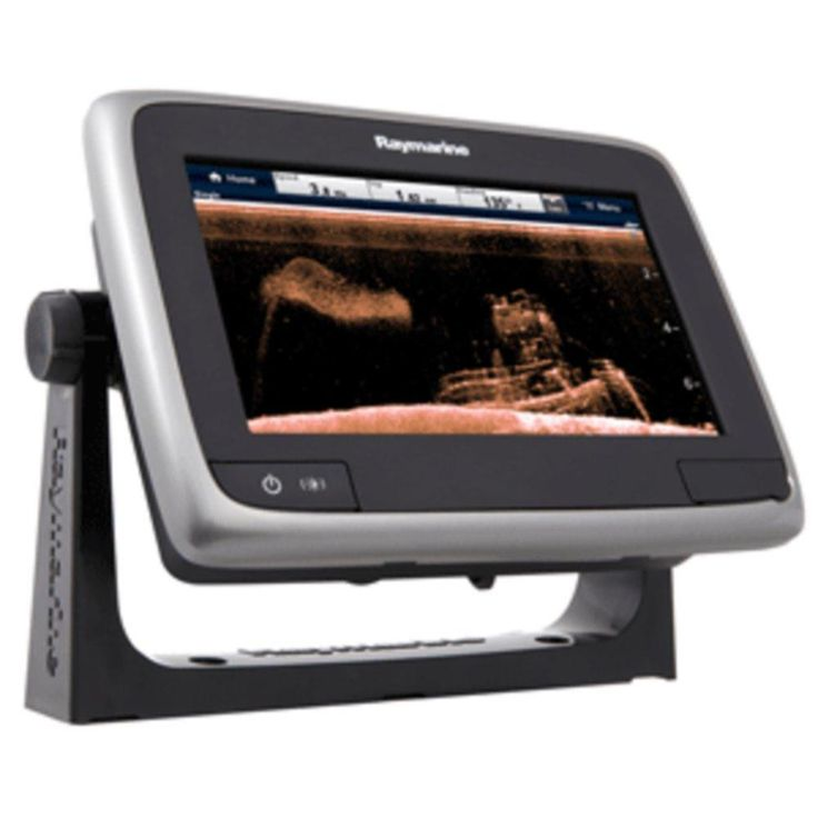 Raymarine a78 Wi-Fi 7 MFD w-CHIRP DownVision™, ClearPulse™ & CPT-100 - Lighthouse Navigation Charts
