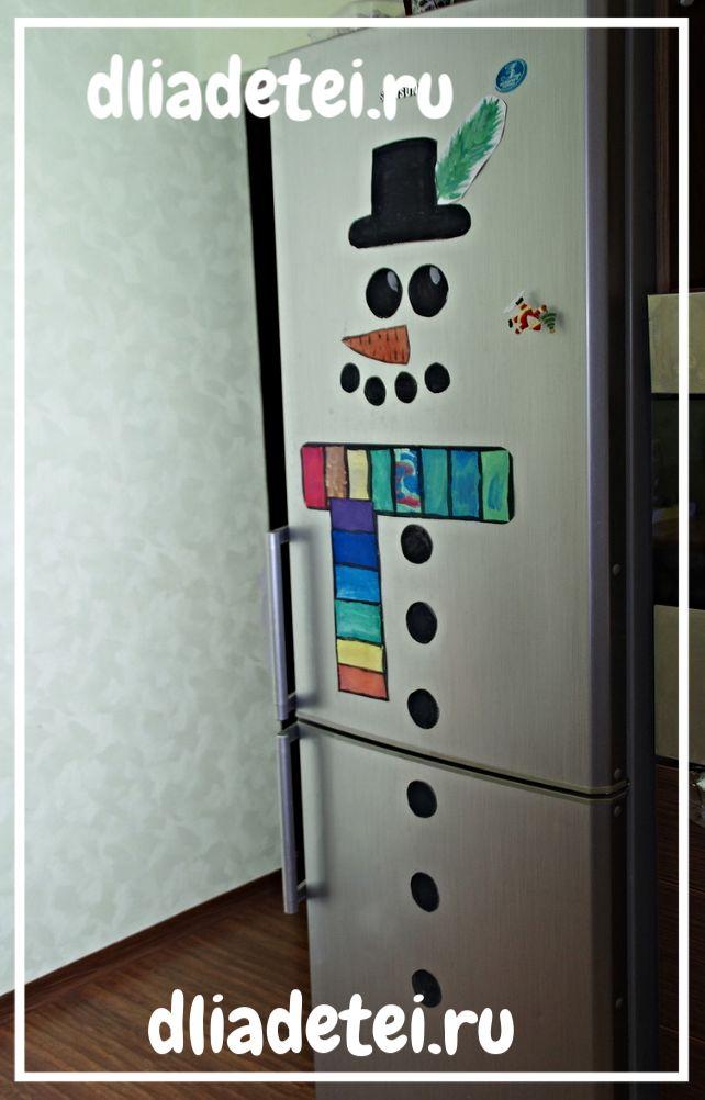 снеговик +на холодильник +своими руками, холодильник снеговик +к новому году, холодильник снеговик,поделки детей +к новому году +своими руками, легкие поделки +для детей +на новый год,украшение квартиры +к новому году, украшение квартиры +на новый год фото, поделки +на новый снеговик, детские новогодние поделки, идеи новогоднего интерьера