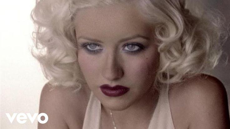 Christina Aguilera - Hurt. This is how I felt when my crush said no