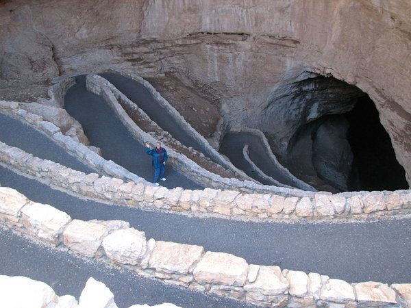 Carlsbad caverns NM