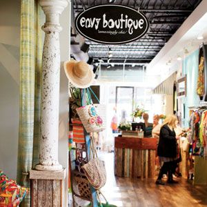 """Where to Shop Now: Huntville's Five Points    ^Need to know for the next trip """"home."""""""
