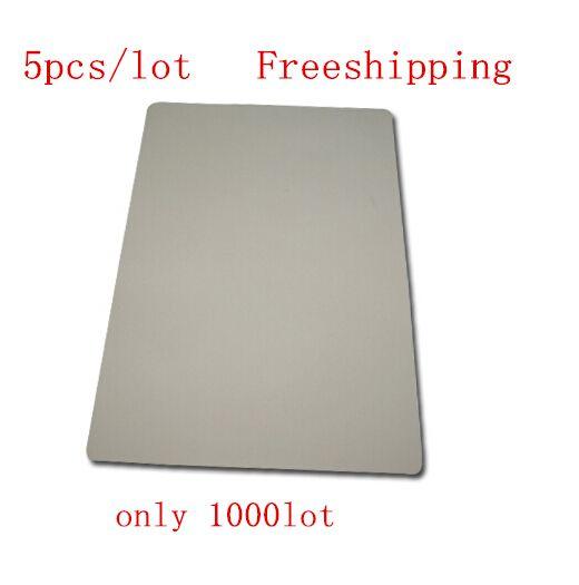 Hot Verkoop 5 stks/partij Tattoo Praktijk Huid Blank Plain Voor Naald Machine Supply Gratis Verzending