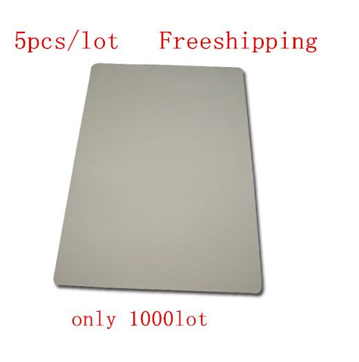Hot Sell 5pcs/lot Tattoo Practice Skin Blank Plain For Needle Machine Supply Free Shipping
