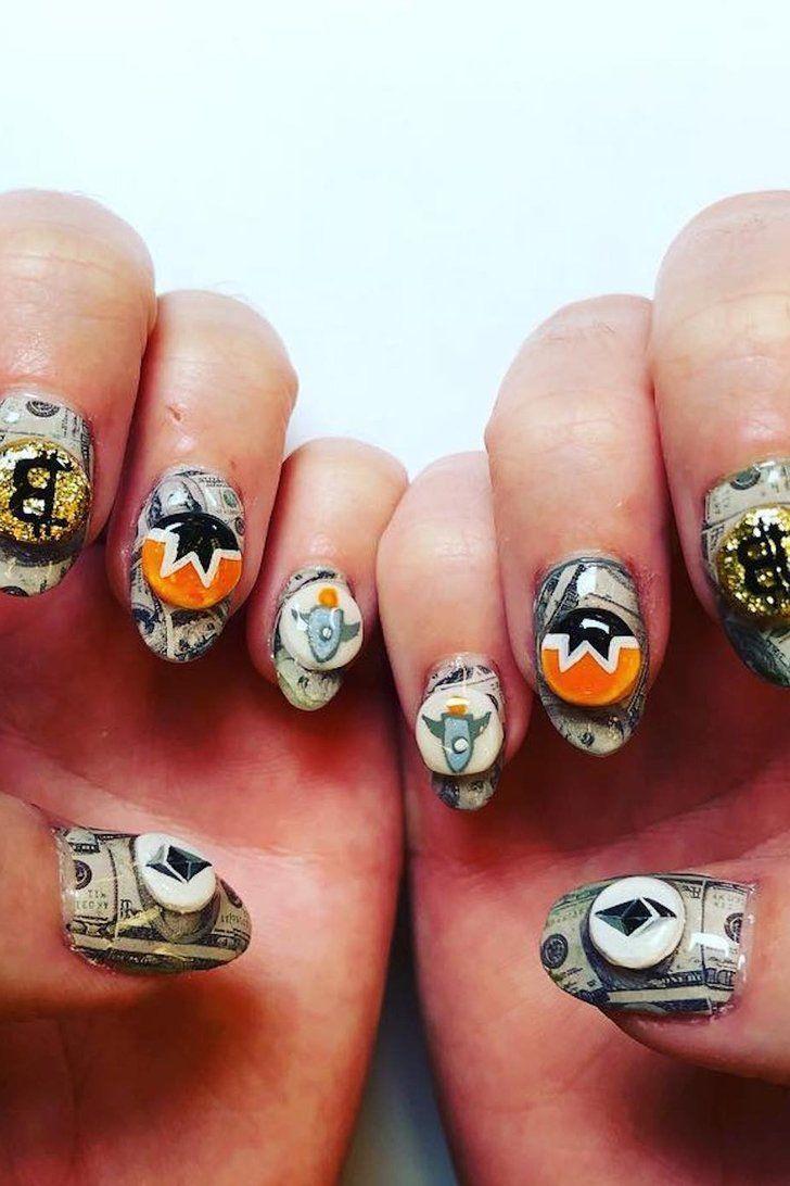 3469 besten Nails Bilder auf Pinterest   Nagellack, Beauty und ...