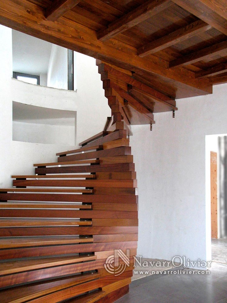 Spiral Staircase conception